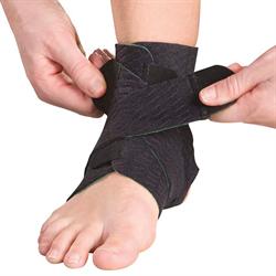 Mueller Green Adjustable Ankle Support