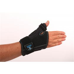 Thumb Stabilizer with Kinetic Panel