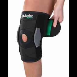 Mueller Green Self Adj Hinged Knee Brace