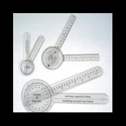 """Goniometer plastic  6"""""""