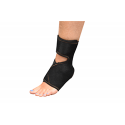 Copper Ankle Compression Wrap